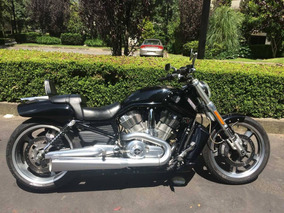 Harley Davidson V-rod Muscle 10 Years Edition