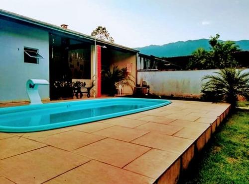 Casa Com Edicula Venda Caraguatatuba - Sp - Mocóca - 3756