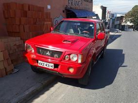 Mitsubishi L200 2.5 Gls Gc Cab. Dupla 4x4 4p 2002