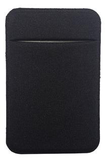 Adesivo 3m Porta Cartão Para Celular Em Lycra Estilo Nubank Segurança Pronta Entrega Personalizamos