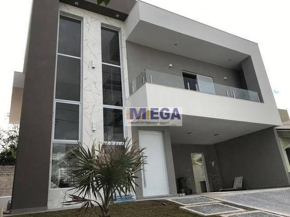 Casa Com 3 Dormitórios À Venda, 267 M² Por R$ 1.170.000,00 - Loteamento Residencial Santa Gertrudes - Valinhos/sp - Ca1771