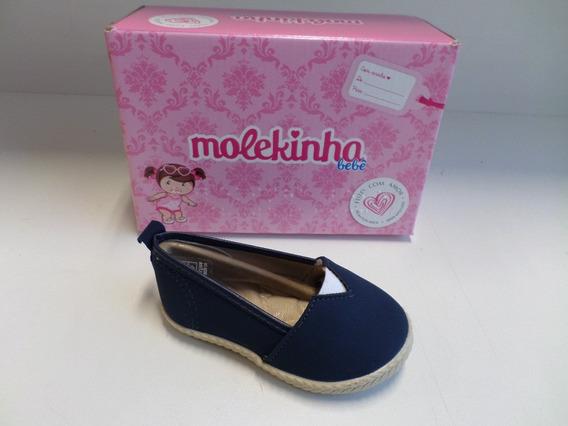 Sapatilha Infantil Molekinha - Ref.2116.100