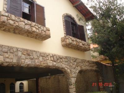 Casa Com 4 Quartos Para Comprar No Sagrada Família Em Belo Horizonte/mg - 2516