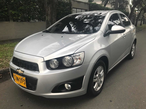 Chevrolet Sonic 2016 1.6 Lt 4 P