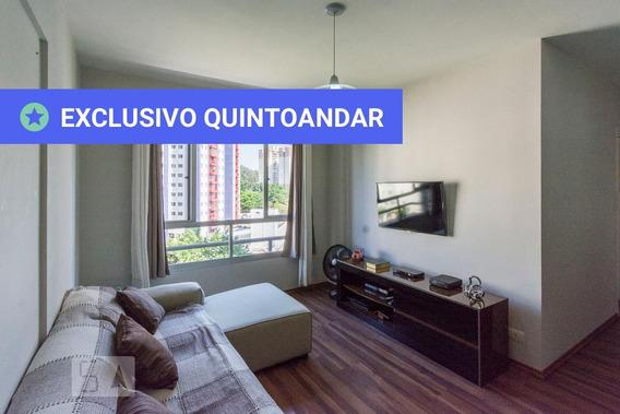 Apartamento No 9º Andar Mobiliado Com 2 Dormitórios E 1 Garagem - Id: 892972042 - 272042