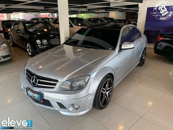 Mercedes-benz C 63 Amg 6.2 Sedan V8