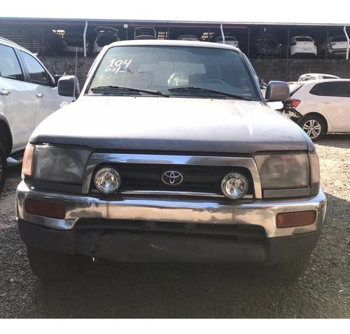 Sucata Toyota Hilux Sw4 1998/1998 Diesel Cinza 114cvs