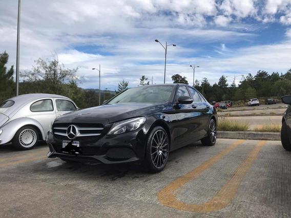 Mercedes-benz Clase C 2.0 200 Cgi Exclusive At 2018