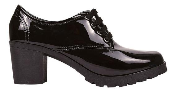 Sapato Oxford Feminina Chiquiteira Chiqui/95111