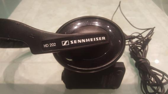 Sennheiser Hd 202 - Fone De Ouvido