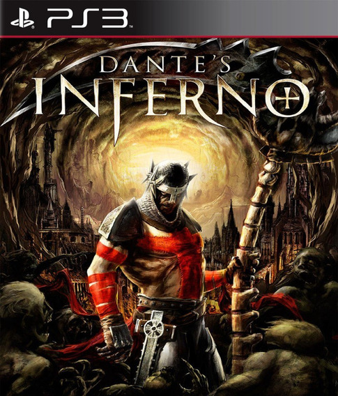 Dantes Inferno - Jogos Ps3 Playstation 3