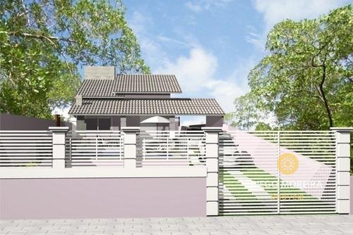 Excelentes Casas A Venda Com Piscina, Lareira E Sauna - Cs06