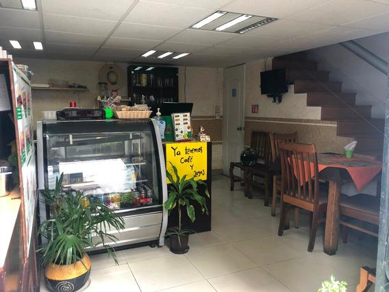 Remato Excelente Cafeteria En Zona Centro