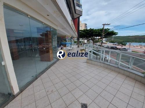 Excelente Loja Comercial 47,25m²  De Frente Para O Mar Da Praia Do Morro Guarapari-es - Pt00011 - 69267118