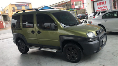 Vendo Doblo Adventure 2004/2004 - Gasolina/gnv