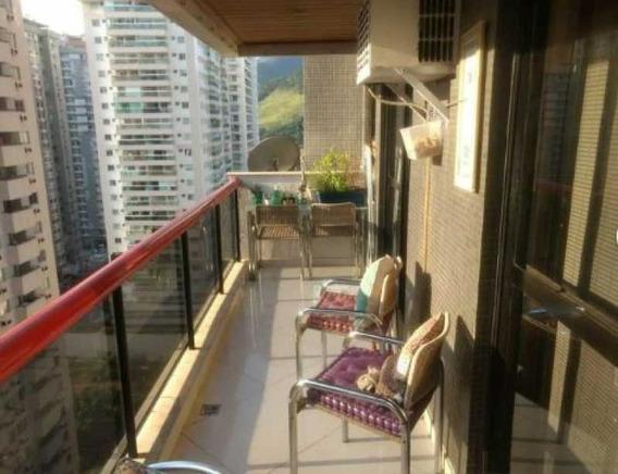 Apartamento-à Venda-barra Da Tijuca-rio De Janeiro - 400001