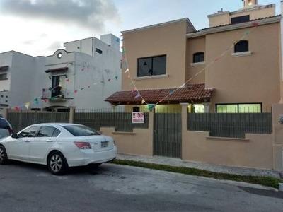 Venta Casa En Cancun Atras Plaza Outlet