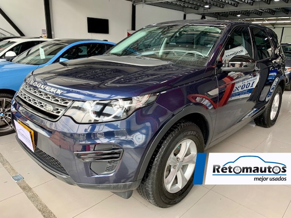 Land Rover Discovery Si4 Sport