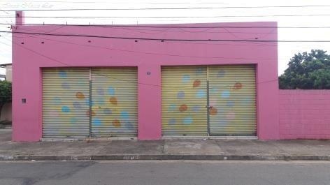 Salao Amplo No Jd. Bela Vista - Grs. - Loc2078
