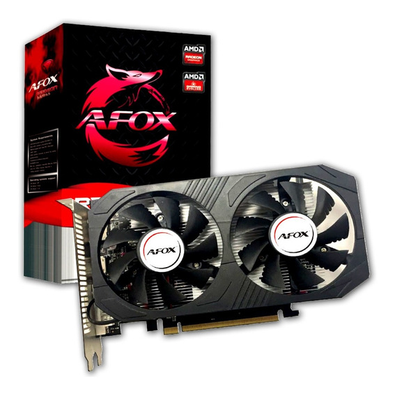 Radeon Rx 560 4gb Gddr5 Lacrada Com Nota Fiscal