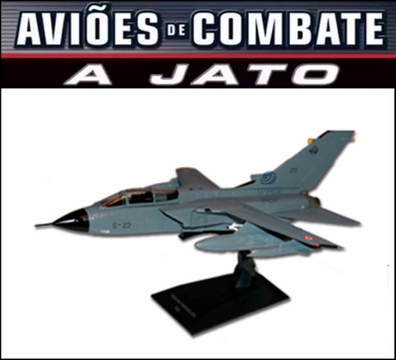 Aviao Combate Jato Panavia Tornado Ids Italy Cinza 1/72