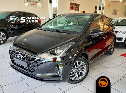 Hyundai Hb20 1.0 Tgdi Flex Diamond Plus Automático