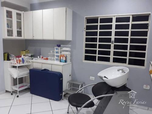 Sala Para Alugar, 20 M² Por R$ 1.200,00/mês - Vila São Francisco - São Paulo/sp - Sa0322