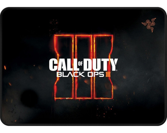 Mousepad Gamer Razer Speed Goliathus Call Of Duty Black Ops