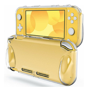 Protector - Grip - Nintendo Switch Lite + Mica De Vidrio