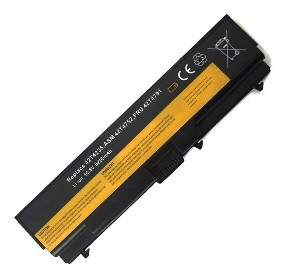Bateria Lenovo T410 T420 T520 W510 W520 Sl410 Sl510 42t4235