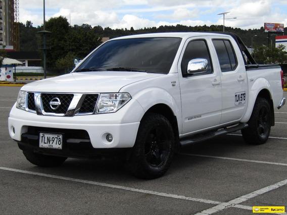 Nissan Navara Tp 2400cc Aa Td 4x4