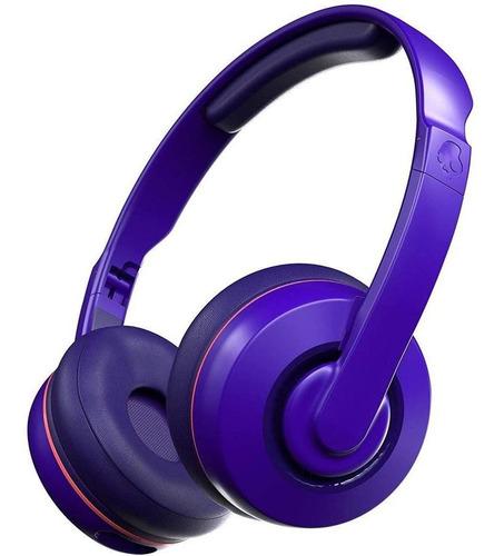 Auriculares Bluetooth Skullcandy Cassette Con Microfono