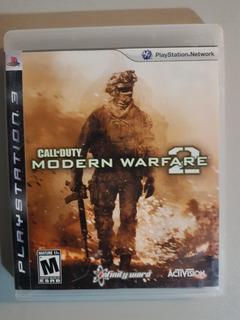 Call Of Duty Modern Warfare 2 Ps3 -envío Gratis-