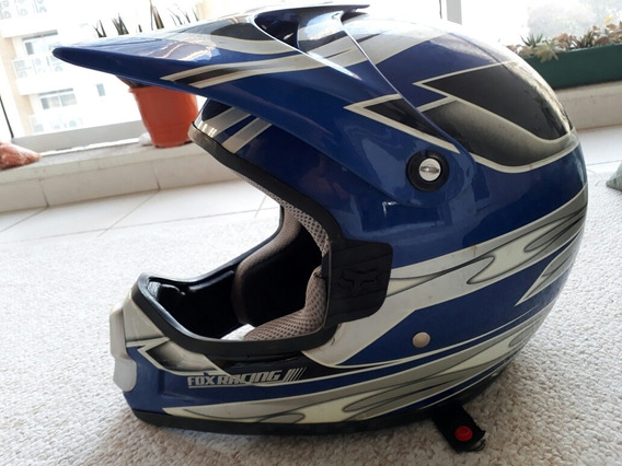 Capacete Motocross