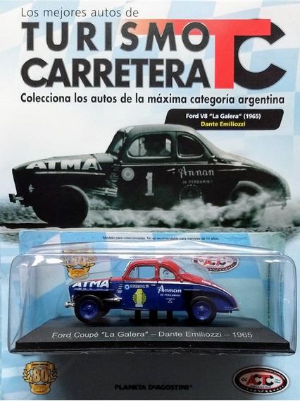 Autos De Turismo Carretera - Tc - Nº 21 Ford Coupé Emiliozzi