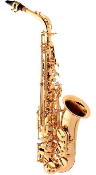 Saxofone Eagle Alto Em Mib Sa501 Oferta! Musical Store!