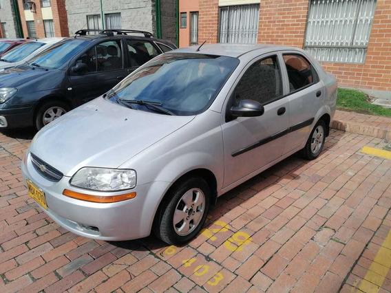 Chevrolet Aveo Family 2012 Aa