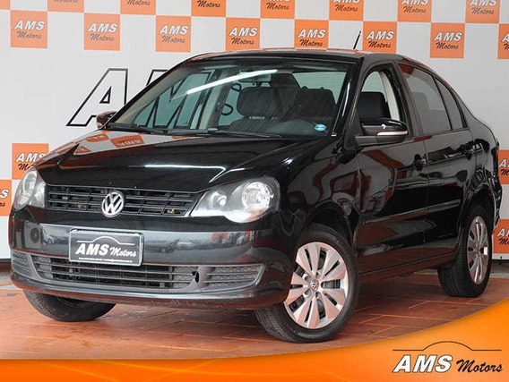 Volkswagen Polo Sedan 1.6 Mi 4p 2014