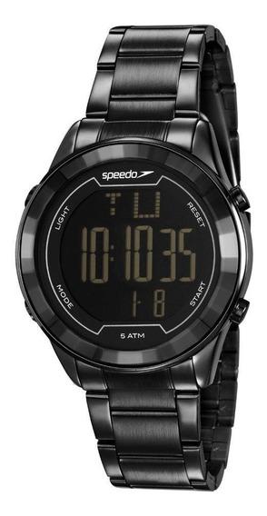 Relógio Speedo 15010lpevpe3 Digital Black