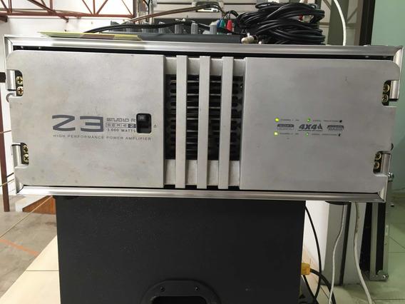 Amplificador Studio R Z3 Em Ótimo Estado