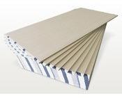 Placas De Yeso 9,5 Mm Novoplack = A Durlock Y Knauf