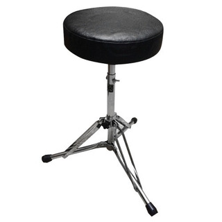 Pro Stands Banqueta P/ Baterista Plegable Regulable Cromada