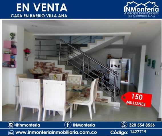 Se Vende Casa En Barrio Villa Ana