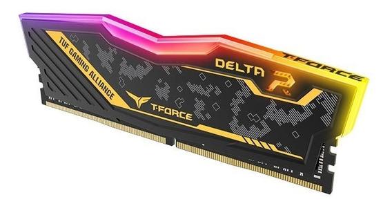 Memoria Ram 1x8gb 3200mhz T-force Delta Rgb Tuf Gaming