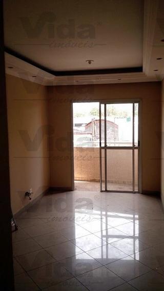 Apartamento Para Locação Em Quitaúna - Osasco - 33749