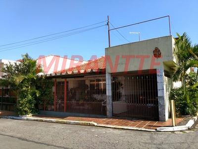 Casa Terrea Em Vila Nova Mazzei - São Paulo, Sp - 324202