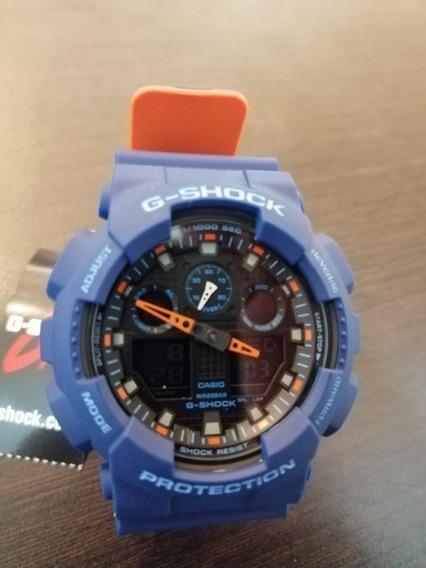 Reloj Casio G-shock Ga100l