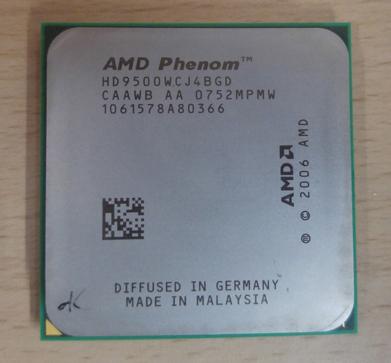 Amd Phenom X4 9500 | 4 Nucleos | 2.2 Ghz | Am2+