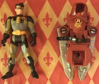 Robin Batman Serie Animada Kenner Vintage