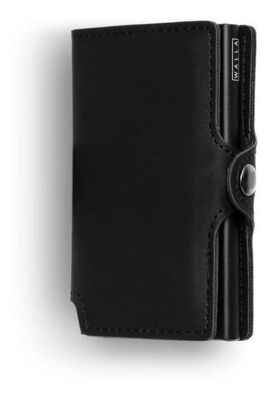 Billetera Walla Wallets - Vintage Black